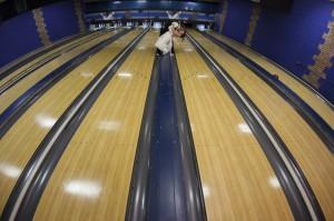 Unique Wedding Ideas: Bowling Alley