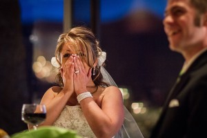 Managing your wedding budget means more time for enjoying endearing moments