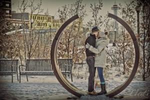 Beautiful Engagement Photos in Denver