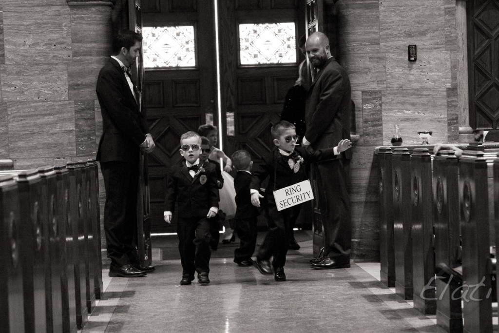 Fun ring bearer ideas